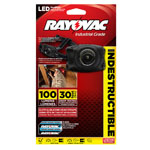 RAYOVAC® Virtually Indestructible 100 Lumen LED Headlight w/Batteries