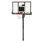Lifetime Products Inc. In Ground Clear Basketball Set
