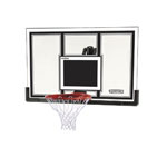 Lifetime Products Inc. Basketball Backboard & Rim Combo
