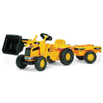 KETTLER USA CAT Kid Tractor w/Trailer