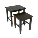 OFFICE STAR™ PRODUCTS 2 pc. Nesting Tables