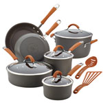 RACHAEL RAY® Cucina 12 pc. Hard Anodized Cookware Set