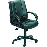 BOSS Office Products® Caressoft Mid-Back Chair
