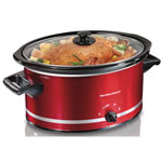 Hamilton Beach® 8 qt. Oval Slow Cooker