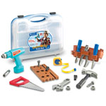 Learning Resources® Pretend & Play Work Belt Tool Set