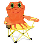 Melissa & Doug® Clicker Crab Outdoor Chair