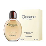 Calvin Klein Obsession for Men 2.5 oz. EDT Spray