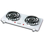 Brentwood® Electric Double Burner