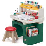 STEP 2® Art Master Activity Desk