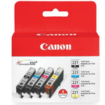Canon® 4-Color Ink Tank for MX870