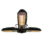FireSense® Umbrella Halogen Patio Heater