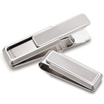 M-CLIP® Brushed Stainless Steel Money Clip