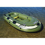 Solstice® Outdoorsman 9000 Inflatable 4-Person Fishing Boat