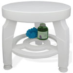 IDEAWORKS® Swivel Shower Stool