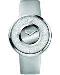 SWAROVSKI Crystalline Silver Watch w/Rhodium Mirror Dial