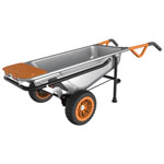 ®WORX AeroCart 8-in-1 All Purpose Wheelbarrow