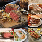 Omaha Steaks® The All American Combo