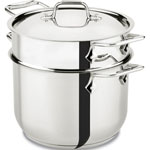 All-Clad 6 qt. Stainless Pasta Pot