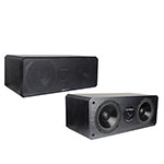 BIC America™ Two-Way/3 Driver Center Channel Speakers