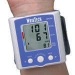 North American Healthcare® WrisTech Digital Blood Pressure Monitor