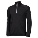 adidas® Climalite Men's 3-Stripes Half-Zip Training Top