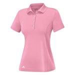 adidas® Essentials Women's Short Sleeve Solid Polo