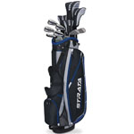 Callaway Strata Plus Men's Club Set