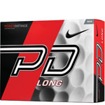 Nike Power Distance Long Golf Balls - 12 Pack