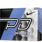 Nike Power Distance Women Golf Balls - 12 Pack