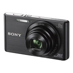 SONY Cyber-shot 20.1MP Digital Camera w/8x Optical Zoom