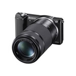SONY® a5000 Mirrorless Camera w/16-50mm Lens