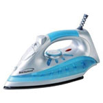 Brentwood® Non-Stick Steam/Spray Dry Iron
