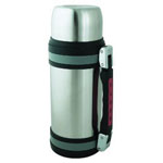 Brentwood® 1 qt. Vacuum Insulated Thermos w/Handle