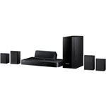 SAMSUNG® 5.1 channel Blu-ray Home Theater