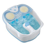 CONAIR® Waterfall Foot Bath w/Bubbles & Heat