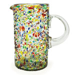 Bambeco Confetti Recycled Pitcher