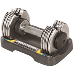 PRO-FORM Adjustable 25 lb. Dumbbell