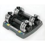 PRO-FORM Adjustable 25 lb. Dumbbell Set