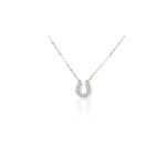 SWAROVSKI Towards Horseshoe Necklace