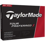 TaylorMade® Tour Preferred X Golf Balls