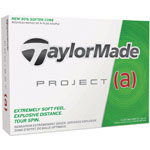TaylorMade® Project (a) Golf Balls - 12 Pack