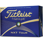 Titleist® NXT Tour Golf Balls - 12 Pack