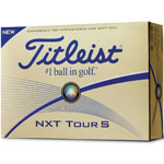 Titleist® NXT Tour S Golf Balls - 12 Pack