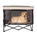 QUIK SHADE™ Instant Pet Kennel