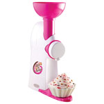 NOSTALGIA ELECTRICS™ Mix n Twist Ice Cream & Toppings Mixer