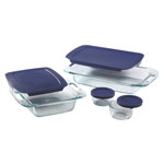 Pyrex® Easy Grab Bake 'N Store 8 pc. Set