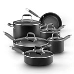 ANOLON® Advanced 11 pc. Cookware Set