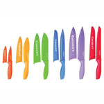 Cuisinart® Advantage 6 pc. Color Knife Set w/Blade Guards