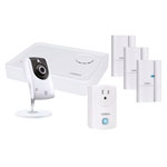 uniden® Smart Home Security System w/Camera