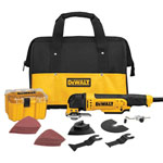 DEWALT® Oscillating Multi-Tool Kit